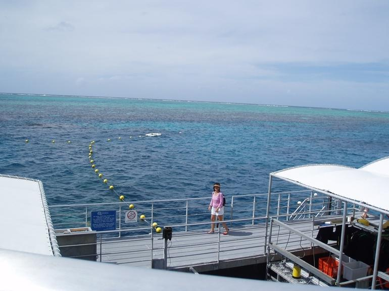 Great Barrier Reef Platform - Cairns & the Tropical North