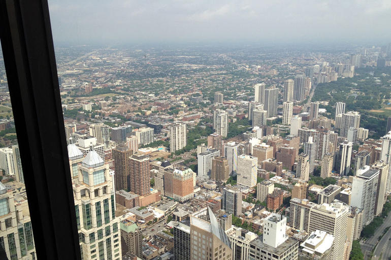 Hancock Observatory - Chicago
