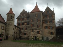 This is a picture of part of Harburg Castle. , rhyrhy87 - May 2015