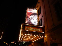Photo of   Les Mis Imperial Theatre August 2014