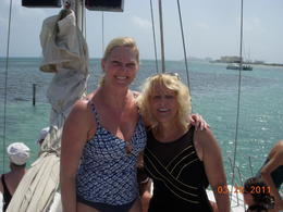 We had a wonderful time on the Lupita. We never stopped smiling the whole time. , Linnie - May 2011