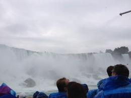 Photo of New York City Niagara Falls Day Trip from New York by Air Onboard Maid of the Mist