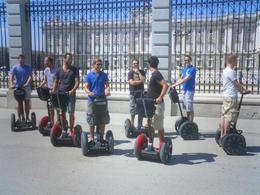 Photo of Madrid Madrid Segway Tour Palace