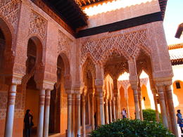Photo of Granada Skip the Line: Alhambra and Generalife Gardens Half-Day Tour The beautiful Alhambra Palace