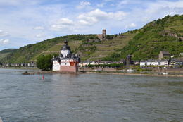 Photo of Rhine River Rhine River Cruise from Koblenz to St Goare: Loreley Rock, Ehrenbreitstein Fortress and Koblenz Cable Car pic 1