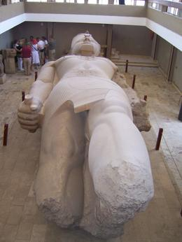 Photo of Cairo Private Tour: Memphis and Sakkara Ramses II