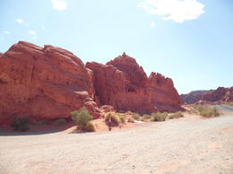 Photo of Las Vegas Valley of Fire Luxury Tour Trekker Excursion Seven Sisters