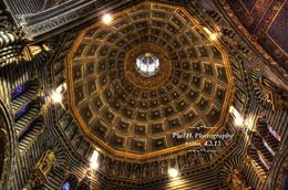 Inside of Siena Cathedral. , Philina H - February 2013