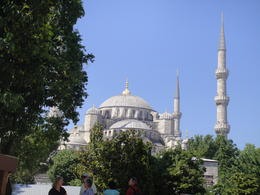 Photo of Istanbul Small-Group Istanbul Walking Tour: Hagia Sophia Museum and the Blue Mosque Small-Group Istanbul Walking Tour