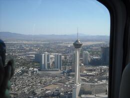 Photo of Las Vegas Grand Canyon All American Helicopter Tour Stratosphere and the strip