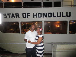 Photo of Oahu Oahu Casual Sunset Dinner and Show Cruise Sunset Cruise and Show!