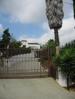 The La Bianca House - where Charles Manson's followers killed the night after the Sharon Tate murders . - October 2009