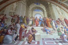 By Raphael. Vatican tour , Susan G - September 2014