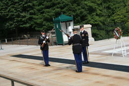 Photo of Washington DC Arlington National Cemetery and War Memorials Tour Tomb of the Unknown Soldiers