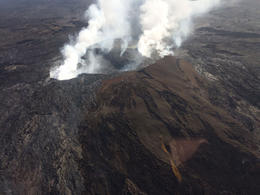Photo of Big Island of Hawaii Big Island Adventure Combo: Helicopter, Zipline and Lava Tour Ven of the Kilauea Volcano