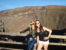 Me and my friend from America , MIRJANA L - December 2012