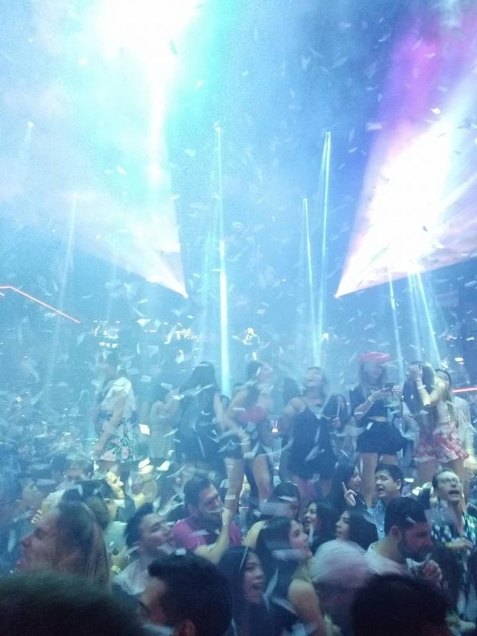 Skip-the-Line Coco Bongo Open Bar Experience Entrance Ticket