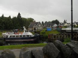 Photo taken from aboard the tour coach, Elizabeth H - August 2010