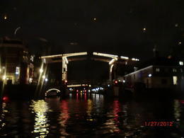 Photo of Amsterdam Amsterdam Canals Candlelight Cruise Bridge
