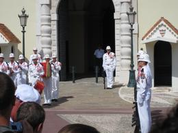 Change of the guards at The Royal Palace in Monaco., Dmitriy M - September 2009