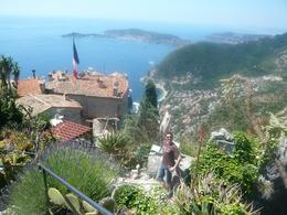 Beautiful views from the top of the Old Town in Eze, AlexB - June 2012