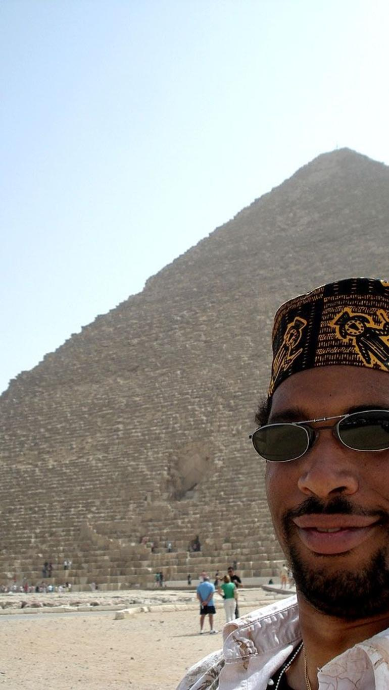 First Pyramid - Cairo