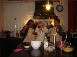 Photo of Paris Small-Group French Cooking Class in Paris Fun times