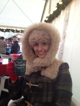 Keep warm with a cup of Glühwein - November 2012