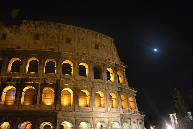 Illuminated Rome Night Tour
