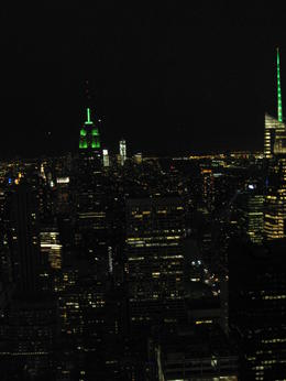The view from the 68th floor. , K and A - August 2012