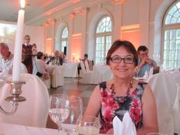 Charlottenburg Schloss - Orangerie - Myself - before dinner. , D M - September 2012