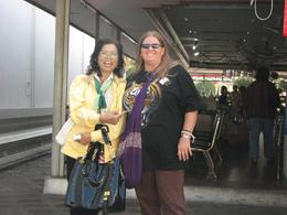 A great tour guide. She knew anything you wanted to know about Thailand., Tynan J - December 2009
