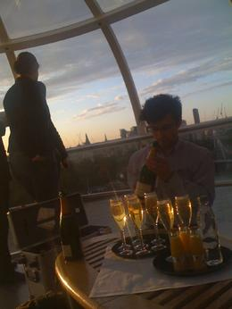 Photo of London London Eye: Champagne Experience London Eye done right