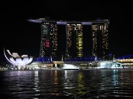 Photo of Singapore Singapore's Chinatown Trishaw Night Tour Marina Sands
