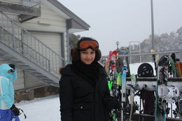 Great time at skiing lessons , Devi S - October 2015