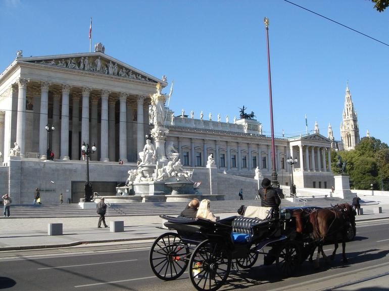 Parliament House - Vienna