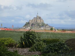 Photo of Paris Mont Saint Michel Day Trip Restaurant View