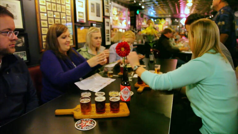 Seattle Half-Day Craft Brewery and Microbrewery Tour - Seattle