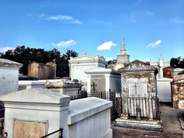 Photo of   St Louis Cemetery