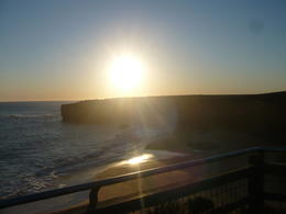 Photo of Melbourne Great Ocean Road Small-Group Eco-Tour from Melbourne Sun setting