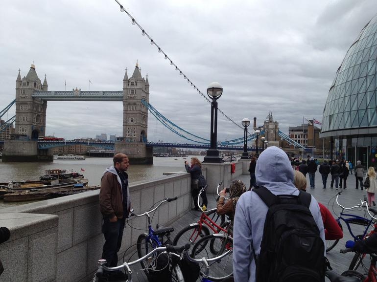 Thames Bike Tour - London