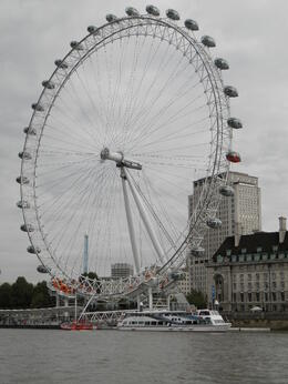 Photo of London The Original London Sightseeing Tour: Hop-on Hop-off The Eyes of London
