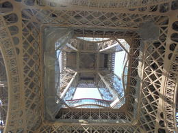 Photo of Paris Skip the Line: Eiffel Tower Tickets and Small-Group Tour The middle of the tower
