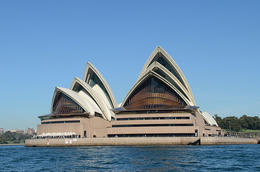 View of Sydney Opera House, Jeff - August 2011