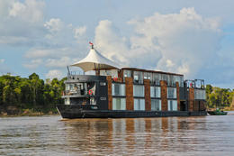 Photo of Iquitos 4-Day Amazon River Luxury Cruise from Iquitos on the 'Aria' 4-Day Amazon River Luxury Cruise from Iquitos on the 'Aria'