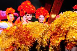 Photo of Paris Paris Paradis Latin Dinner and Show Cancan