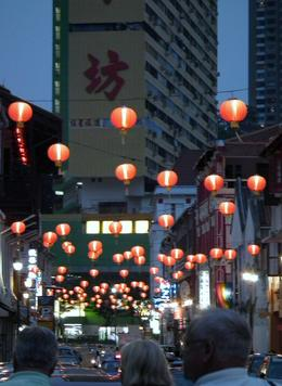 Walking down into Chinatown for our Yum Cha. , Geoff R - October 2011