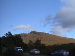 Again, this maybe Ben Nevis?, Mary A - October 2010