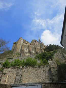 Photo of Paris Mont Saint Michel Day Trip Fortress View