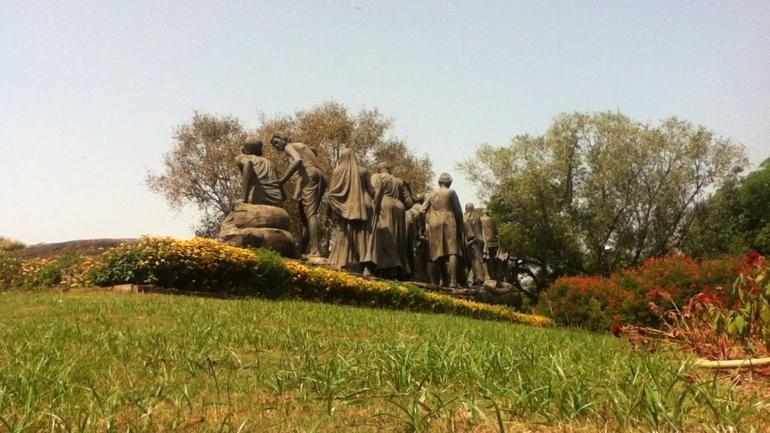Gandhi's Delhi Small Group Adventure Tour - New Delhi